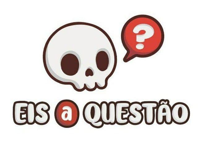 Logo do podcast Eis a Questão